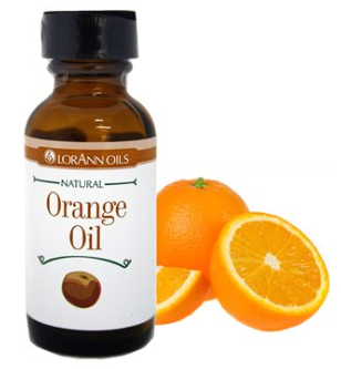 Flavor LorAnn Orange Oil 1oz