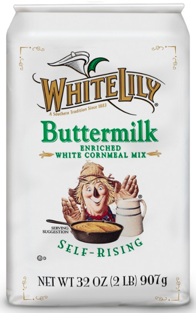 Flour White L Buttermilk Crn 2lb