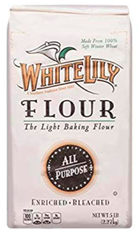Flour White Lily All Purpose 5lb