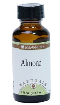 Flavor LorAnn Natural Almond 1oz