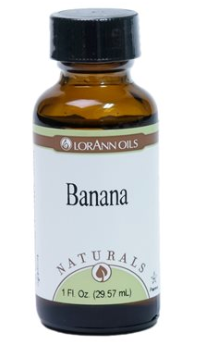 Flavor LorAnn Natural Banana 1oz