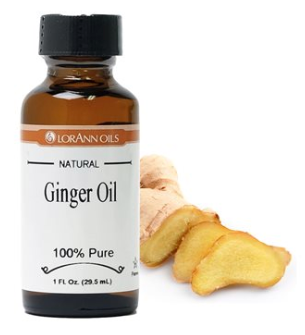 Flavor LorAnn Ginger Oil 1oz