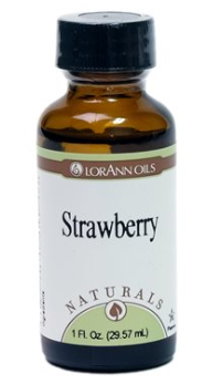 LorAnn Natural Strawberry 1oz