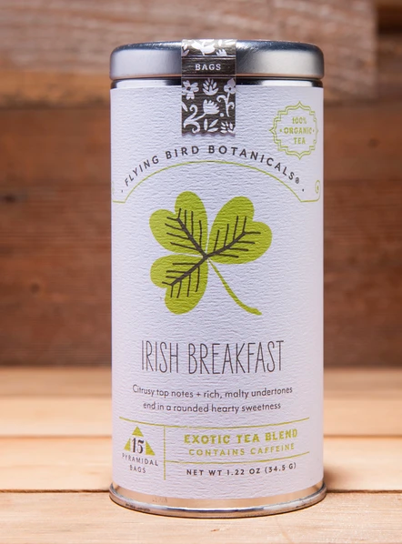 Tea Flying Bird, Irish Breakfast