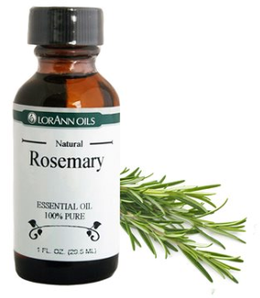 Flavor LorAnn Rosemary Oil 1oz