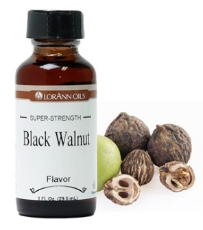 Flavor LorAnn Black Walnut 1oz