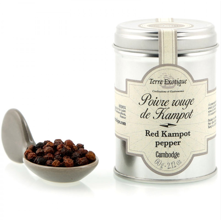 Pepper Terre Kampot Red 50g