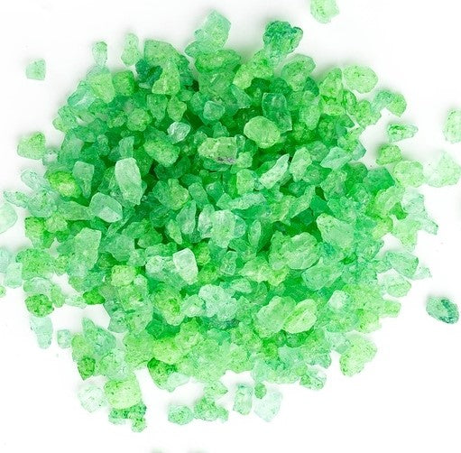 Sugar Rock Crystals Green 8oz
