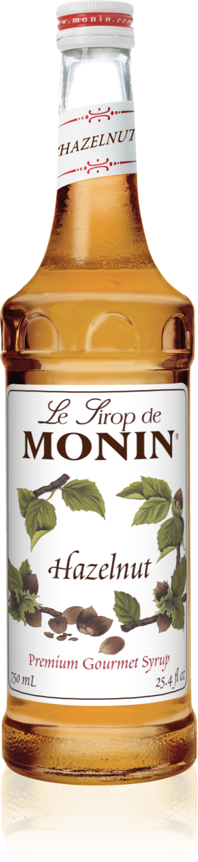 Syrup Monin Hazelnut 750ml