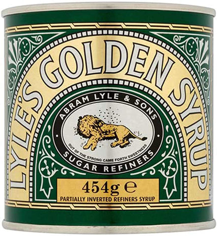 Syrup Tate & Lyle Golden 454g