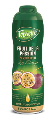 Syrup Teissere Passion Fruit 20oz