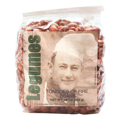 Beans Tongues of Fire 1lb