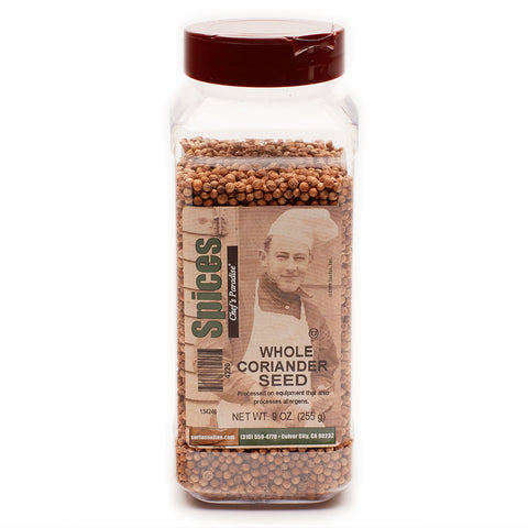 Coriander Whole Seeds 9oz