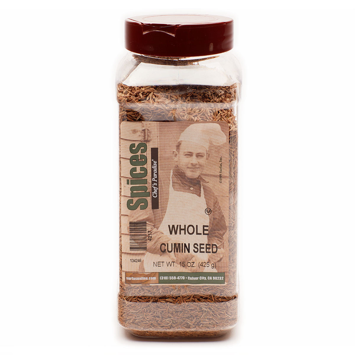 Cumin Seed Whole 15oz