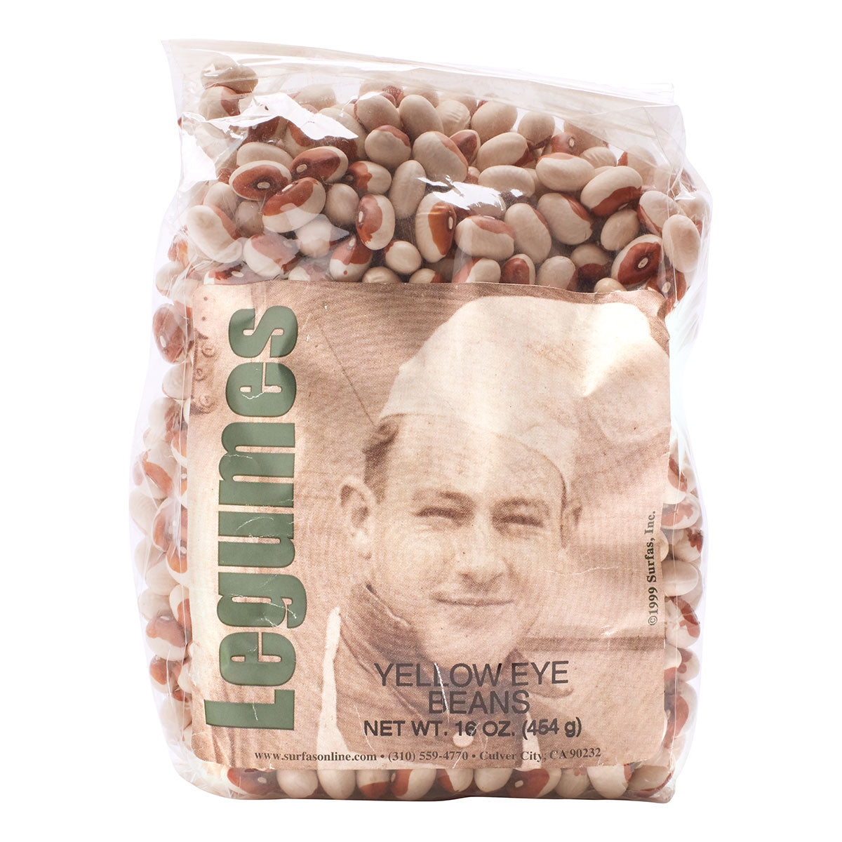 Beans Yellow Eyes 1lb