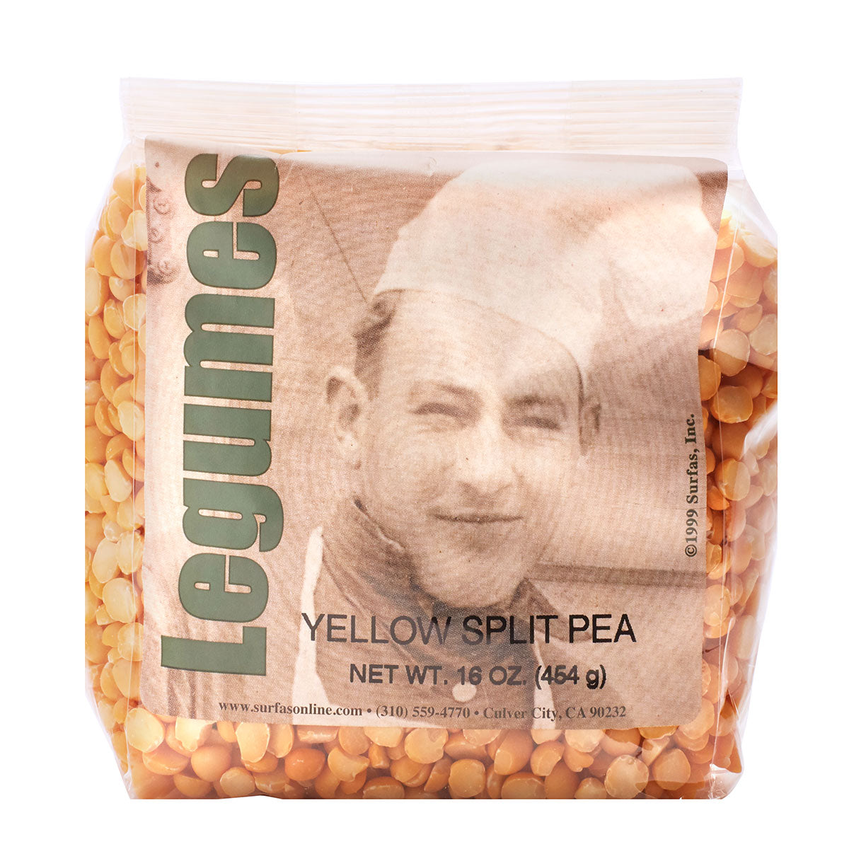 Pea Yellow Split 1lb
