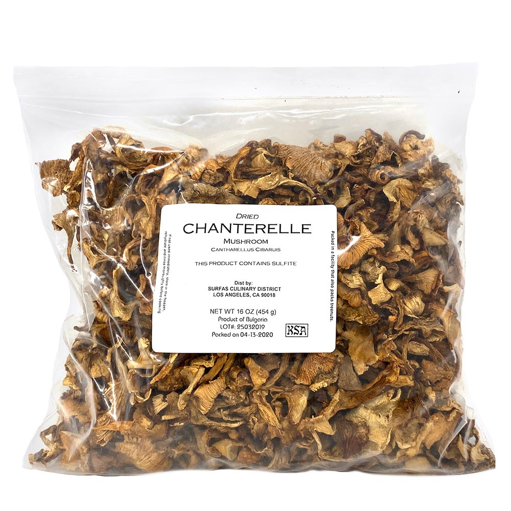 Mushroom SP Chanterelle Imported 1lb