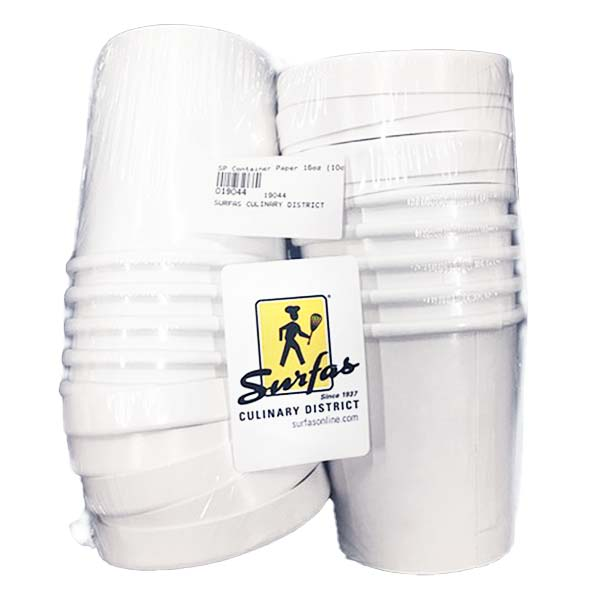 SP Container Paper 16oz (10ct)