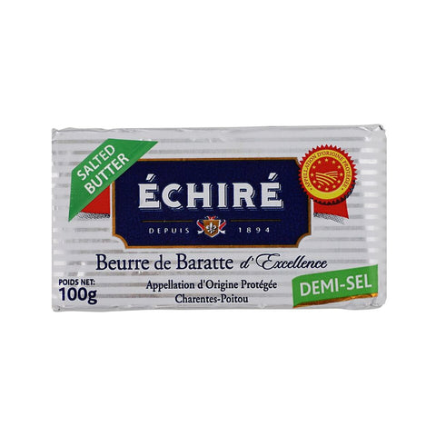 Butter Echire Salted 250g