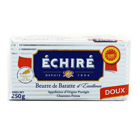 Butter Echire Sweet 250g