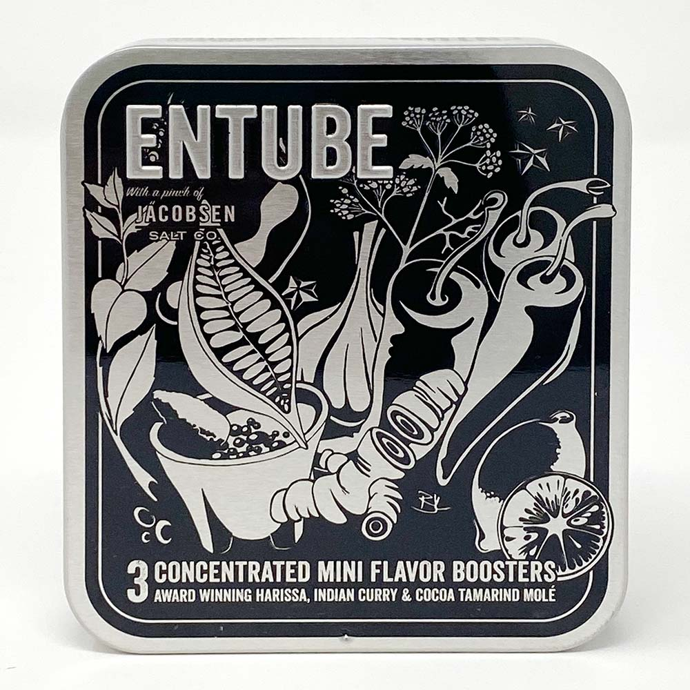 Entube Sampler Tin