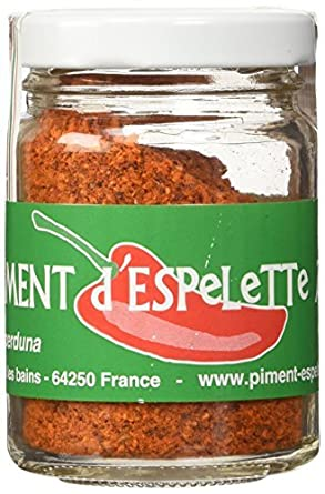 Pepper Espelette AOP 1.8oz