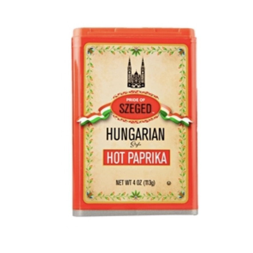 Chile Szeged Paprika Hungarian 5oz