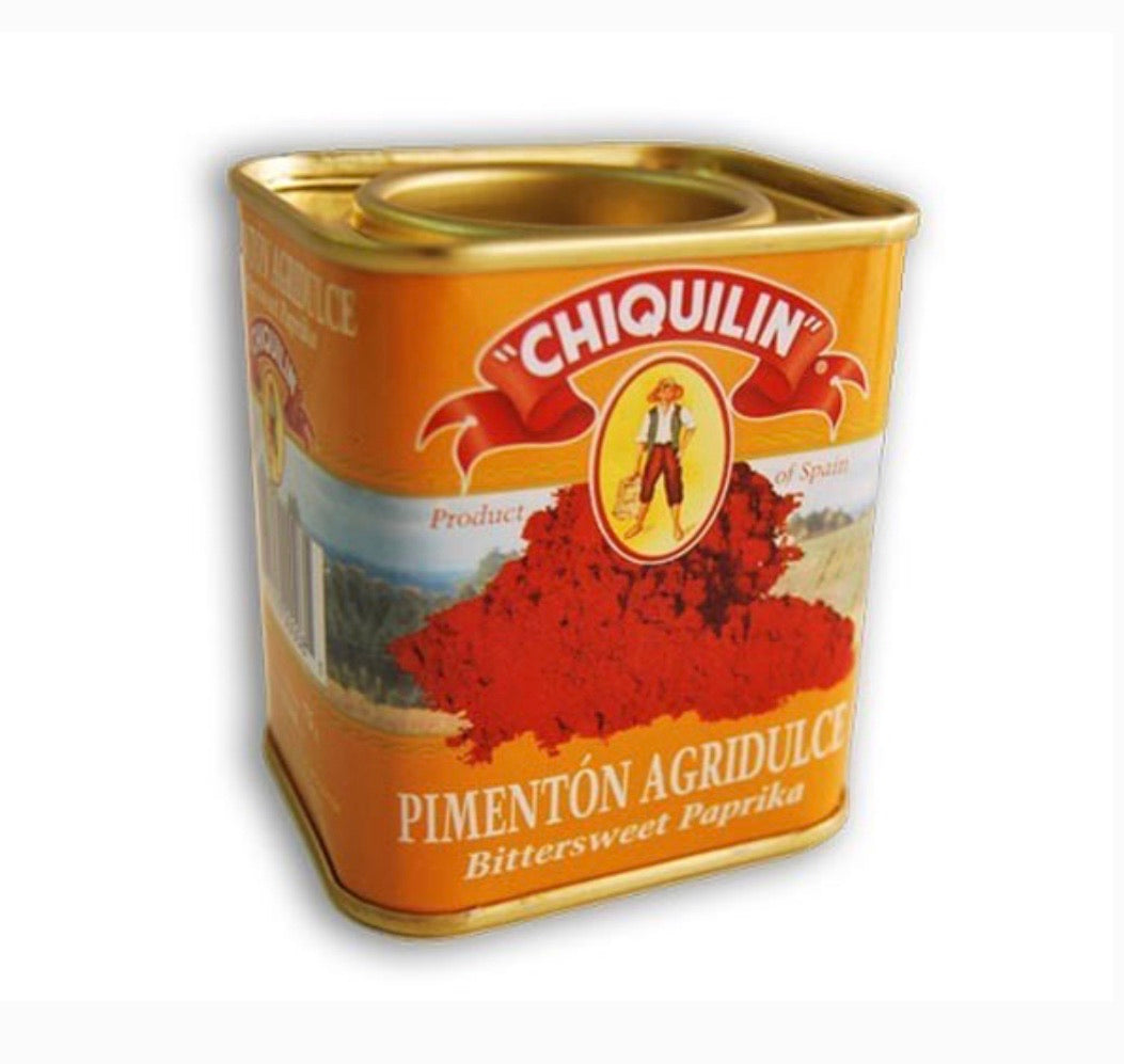 Chile Chiquilin Paprika Bittersweet 75g