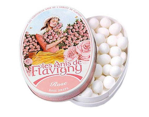 Candy Anis Flavigny Rose 1.8oz
