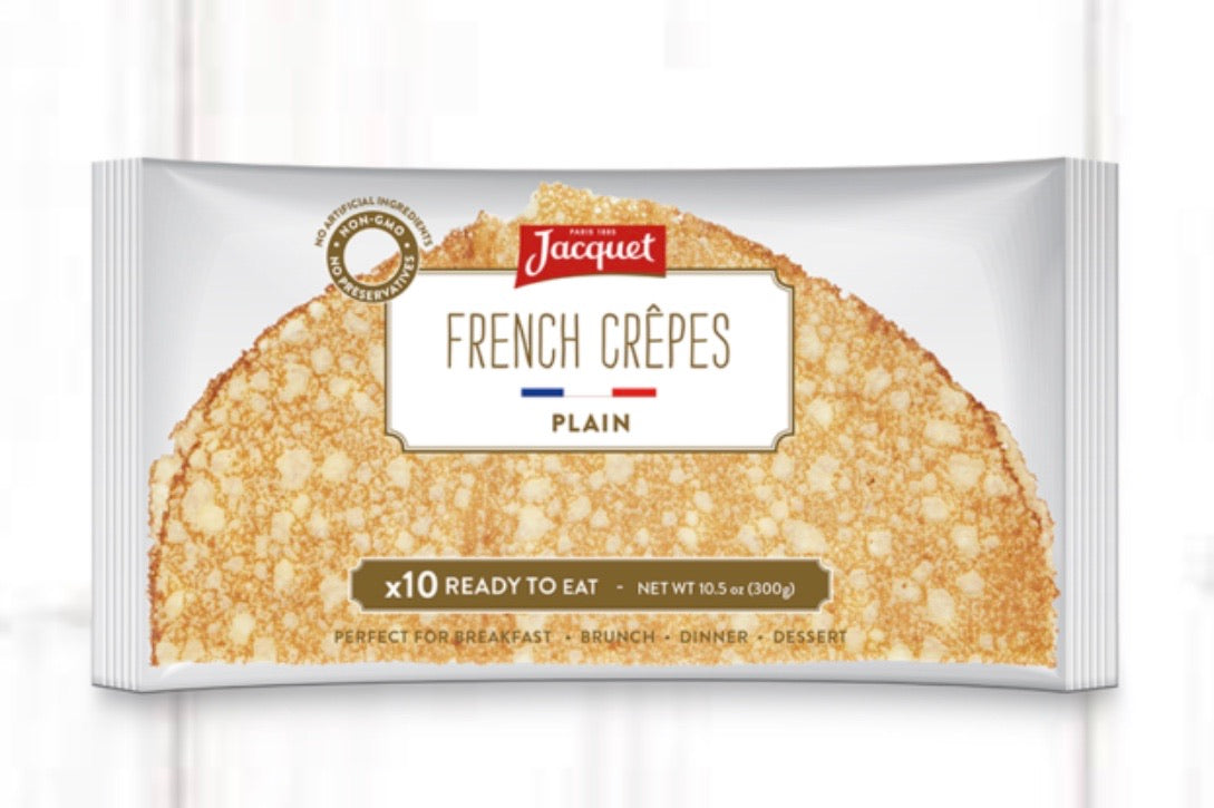Frzn Jacquet French Crepes 10.6oz