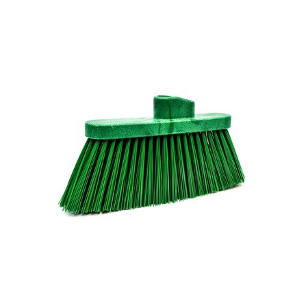 Angle Broom Head - Green