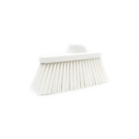 Angle Broom Head - White