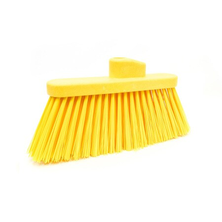 Angle Broom Head - Yellow