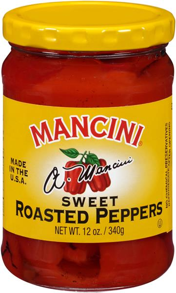 Chile Mancini Roasted Peppers 12