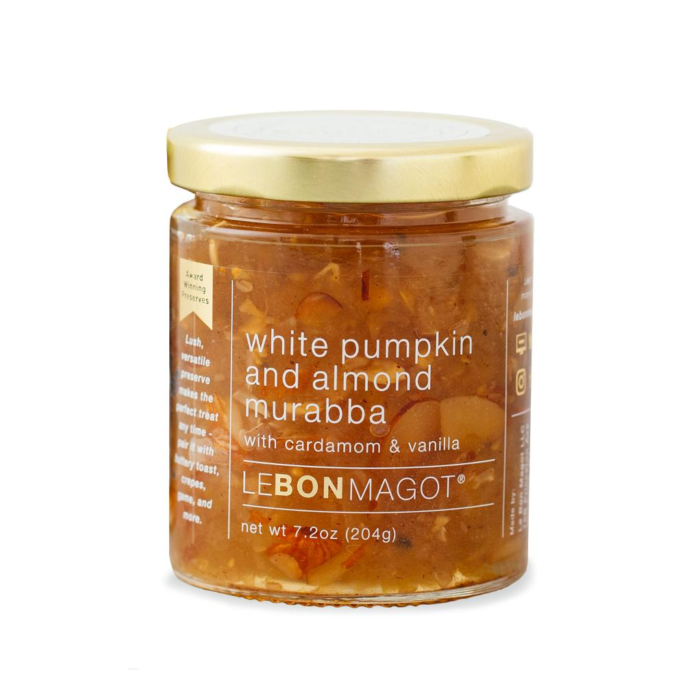 Spread Le Bon Magot White Pumpkin & Almond 8oz