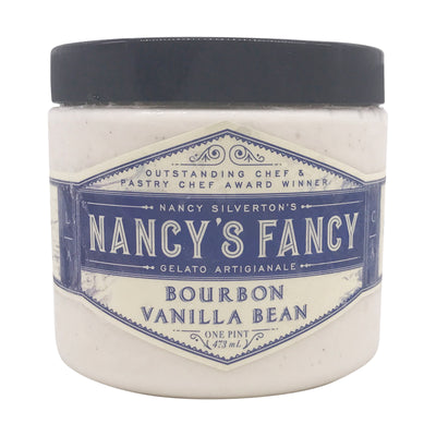 Nancy's Fancy Bourbon Vanilla PINT