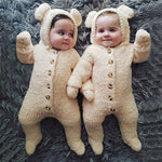 Infant Baby Cute Bear Jumpsuit