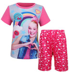 JOJO T-Shirt and Shorts Set