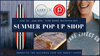 Summer Pop-Up Shop at Pure Barre Whitefish Bay