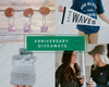 Anniversary Week Giveaways