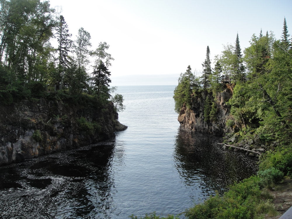 lake superior north shore