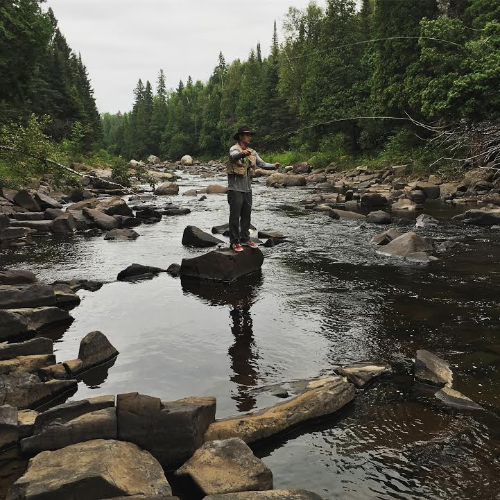fly fishing northern minnesota