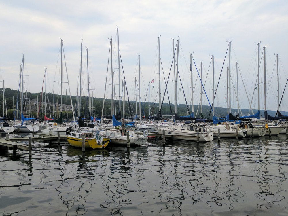 boat harbor seneca new york