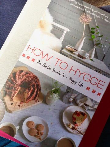 how to hygge book
