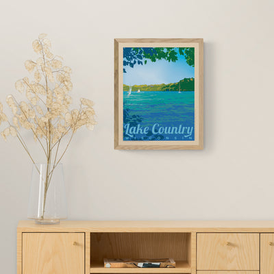 Martens Printworks | Lake Country Print