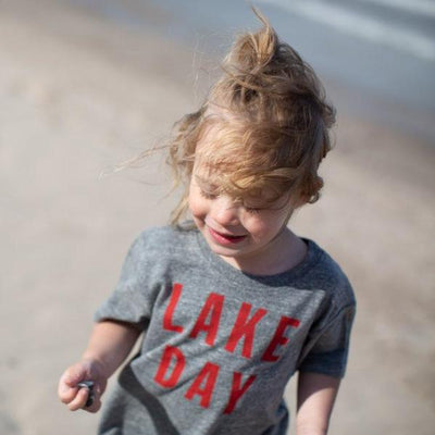 LAKE DAY Baby & Toddler Tee