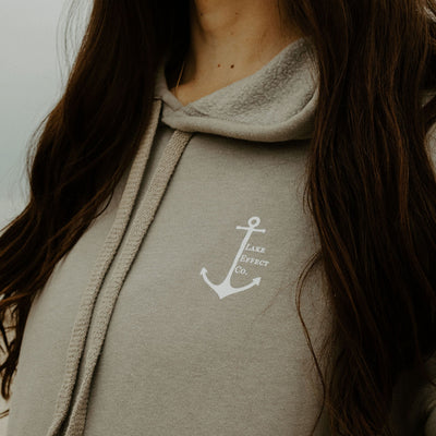 LAKE DAY Unisex Pullover Hoodie