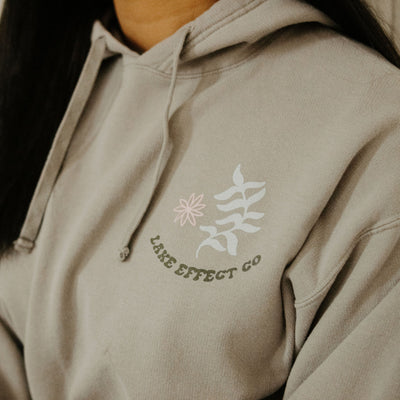 NATURAL PEACE Unisex Hoodie | SUN KEEP x Lake Effect Co