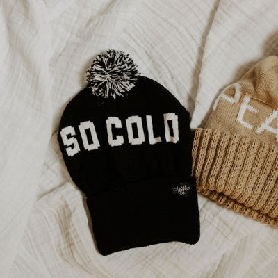 SO COLD Winter Hat (LIGHT)
