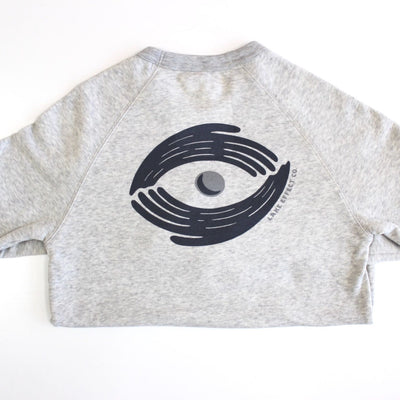 Harmony Eco-Fleece Crewneck